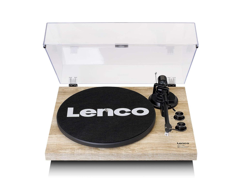 Lenco LBT-188 - Tocadiscos (Tocadiscos de tracción por ...