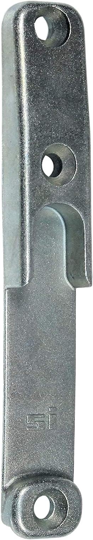 SI Siegenia Aubi Schlie/ßblech Schliessplatte A 0767 oder A0767 288498 incl SN-TEC Montagematerial