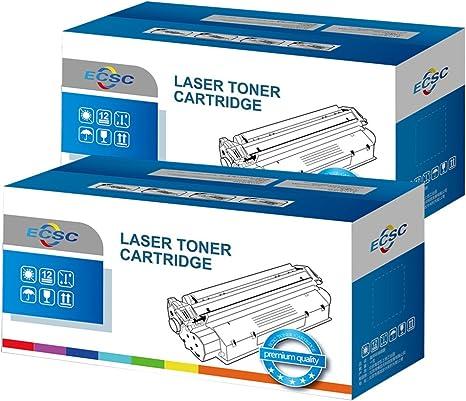 ECSC Compatible Toner Cartucho Reemplazo por Brother DCP-1510 DCP ...