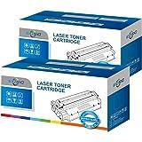 ECSC Compatibile Toner Cartuccia Sostituzione per HP LaserJet Pro M12, Pro M12a, Pro MFP M26a, Pro MFP M26nw CF279A (Nero, 2-Pack)