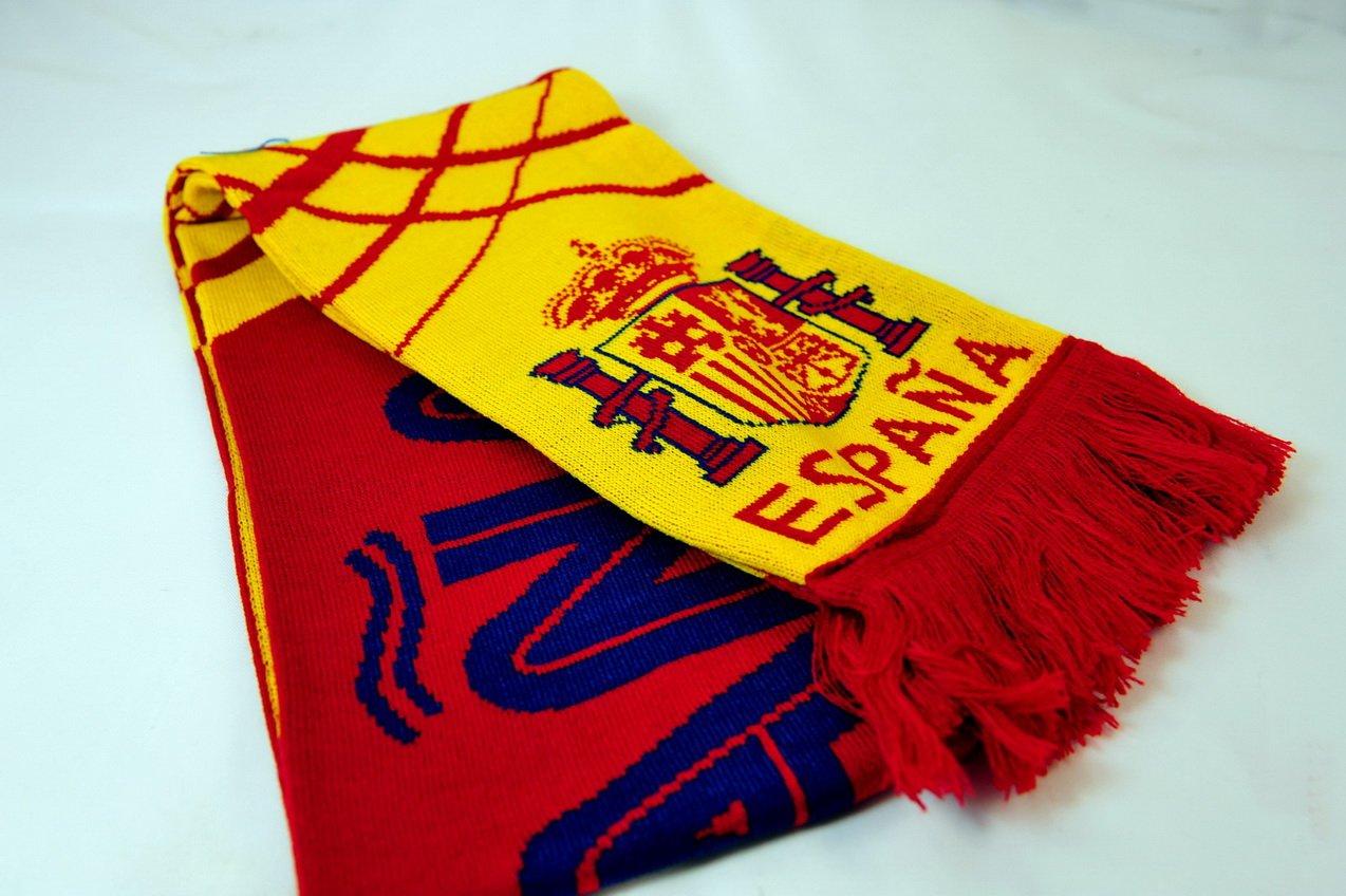 ESPAÑA Authentic Official Licensedサッカースカーフ B00LXM7DEK