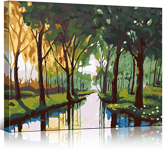 Diy Oil Painting Paint By Number Kit Railay Beach Thailand Ocean Landscape Modern Wall Art Canvas Painting Unique Gift Home Decor 30X40Cm Frameless