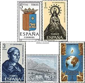 Prophila Collection España Michel.-No..: 1586,1587,1588,1589,1590 ...