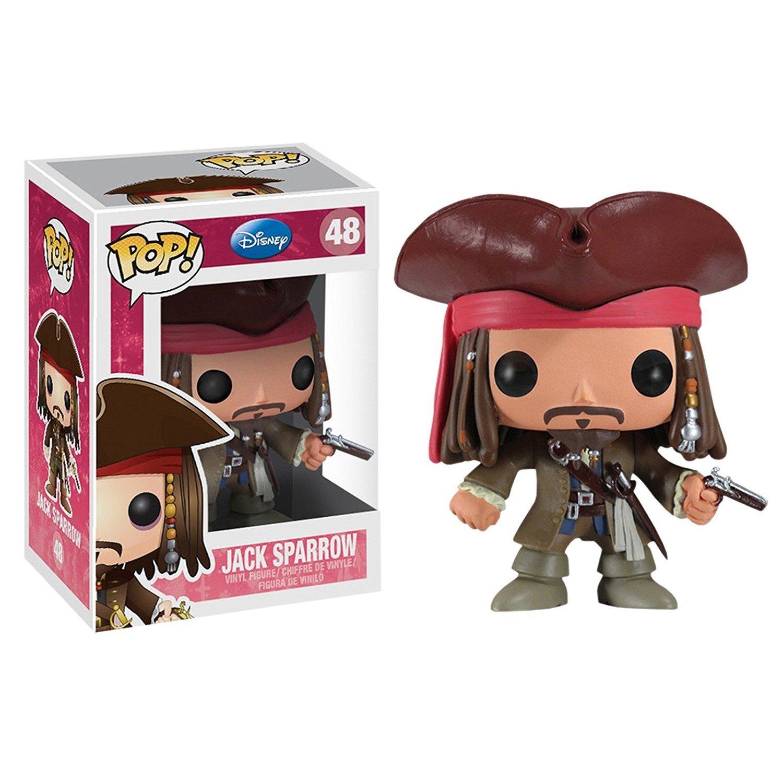 Vinilo - Disney  Jack Sparrow  Funko Pop! Disney   Amazon.es  Juguetes y  juegos 1c2d683f468