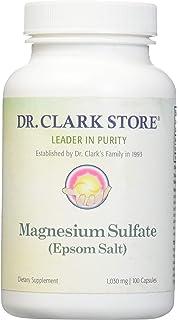 sales de epsom (sulfato de magnesio)