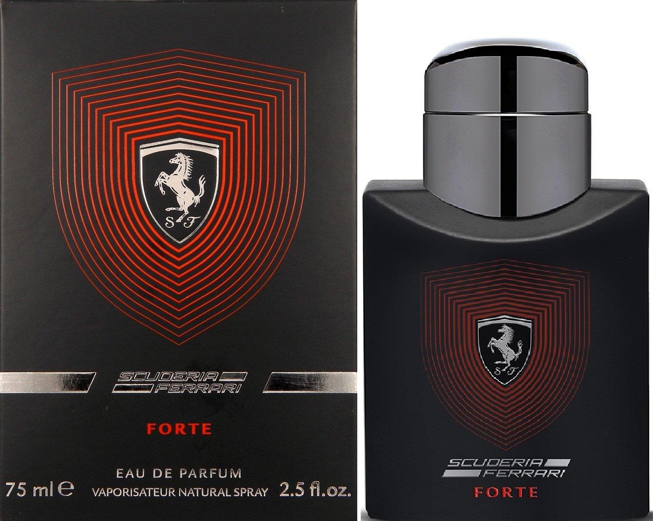Ferrari Scuderia Forte Eau De Parfum 75ml Amazon De Beauty