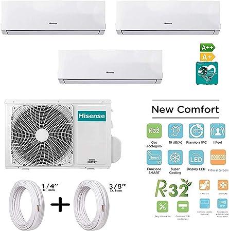 Hisense Aire Acondicionado Climatizador Trial New Comfort Inverter ...