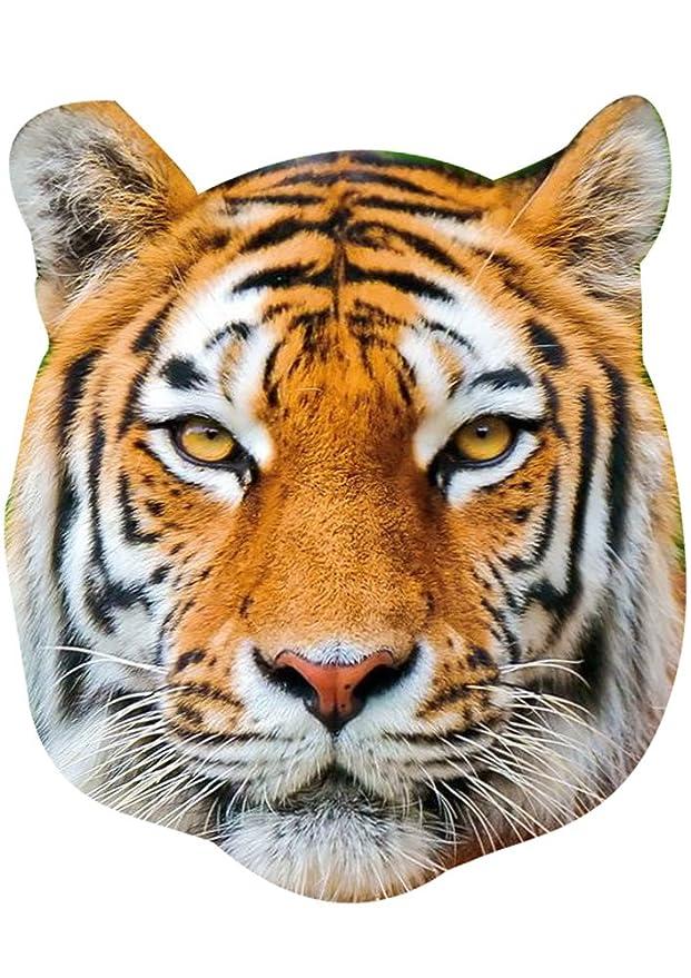 Tiger Mask (Cardboard Mask)