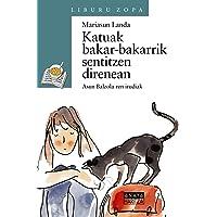 Katuak bakar-bakarrik sentitzen direnean (Literatura Infantil (6-11 Años)
