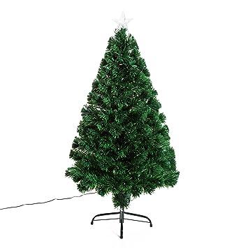 künstlicher 150 cm 100 Birnen beleuchtet  Weihnachtsbaum Christbaum Tannenbaum