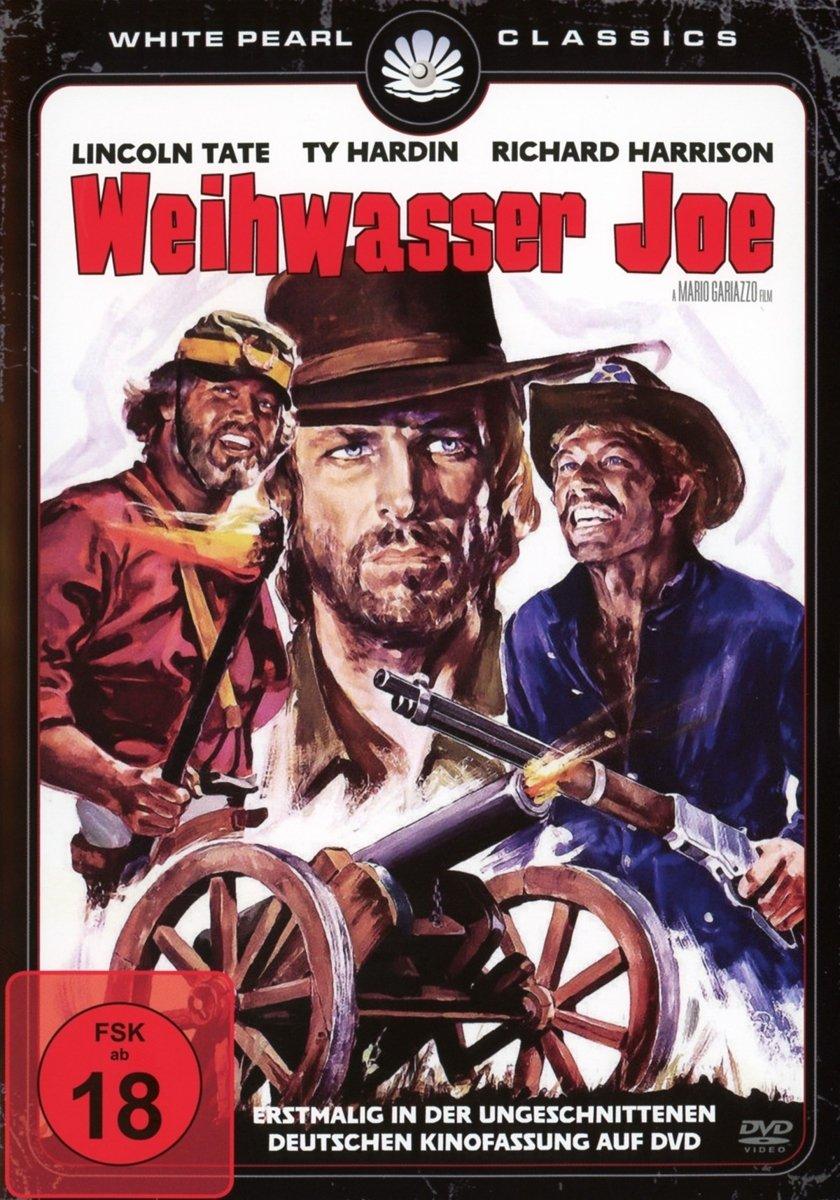 Weihwasser Joe - Uncut: Amazon.de: Richard Harrison, Lincoln Tate ...