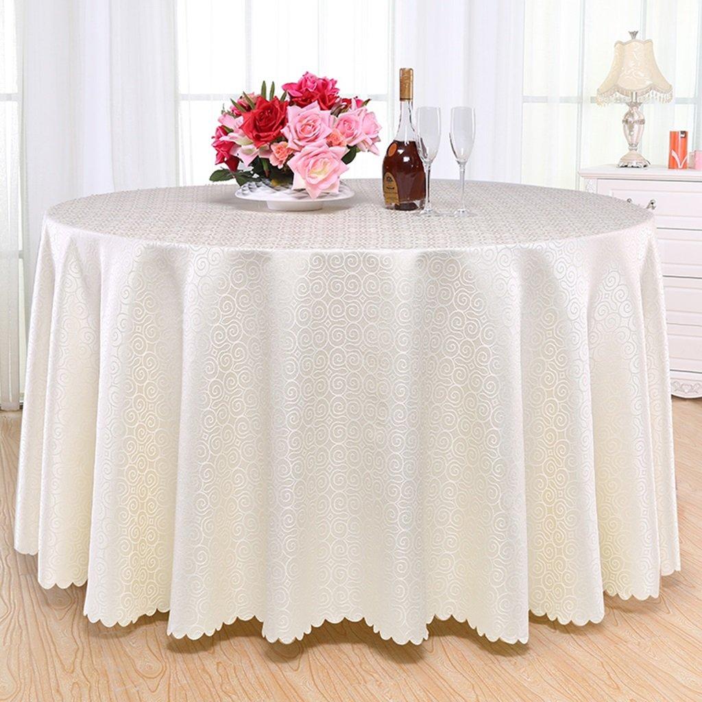 コーヒーダイニングテーブルテーブルクロスホテルレストランラウンドテーブルクロスはカスタマイズ可能な布サイズ ( サイズ さいず : Round-300cm ) B07BKWYL16Round-300cm