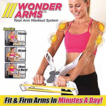 Amazon New Wonder Arms