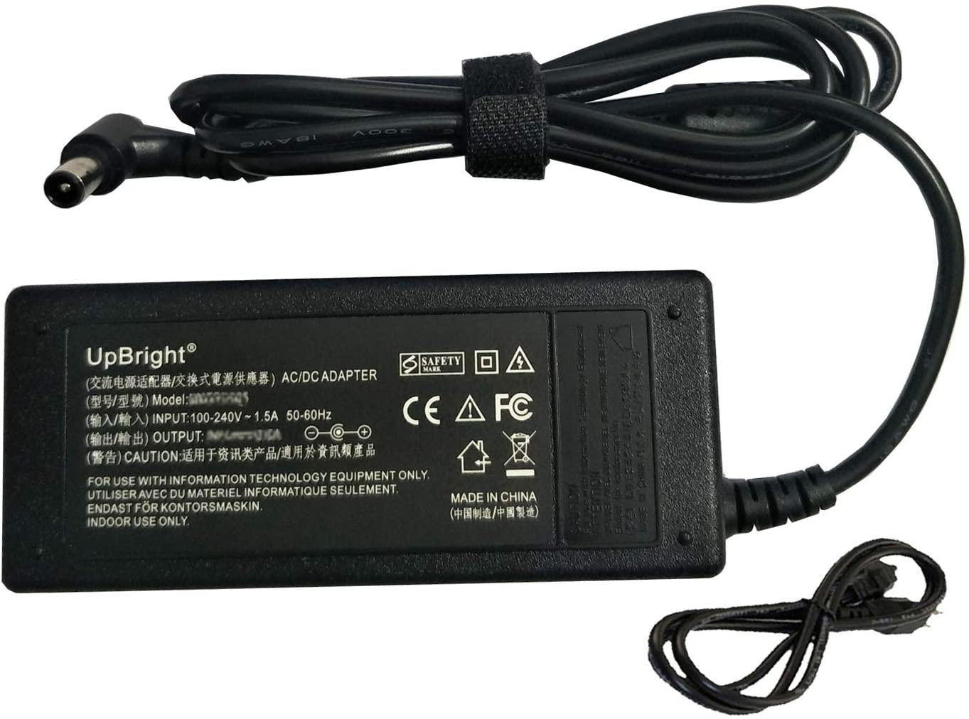 48V Power Cord Works with Cisco 341-0081-01//02 CP-PWR-Cube-2 Charger Power Payless