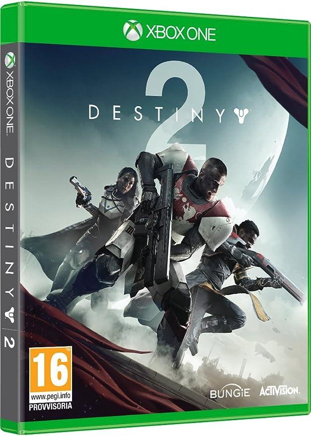 Destiny 2 + DLC Esclusivo Amazon - Xbox One [Importación italiana ...