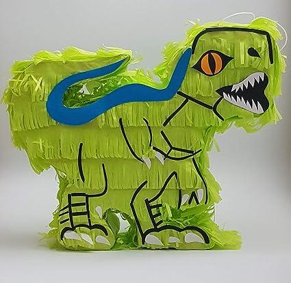 Amazon.com: Dinosaurio pinata, dinosaurio pinatas para ...