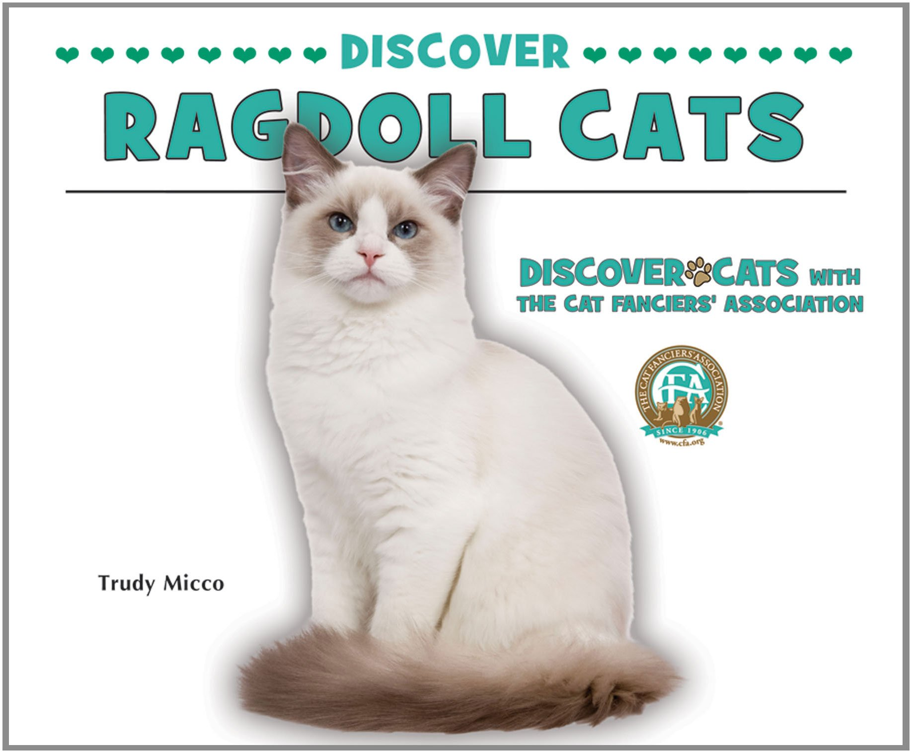 Download Discover Ragdoll Cats (Discover Cats With the Cat Fanciers' Association) pdf epub
