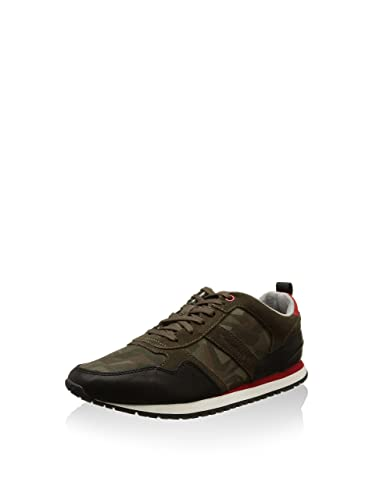 62994901a Timberland Men's Casltn Ox Trainers Green Size: 7.5: Amazon.co.uk ...