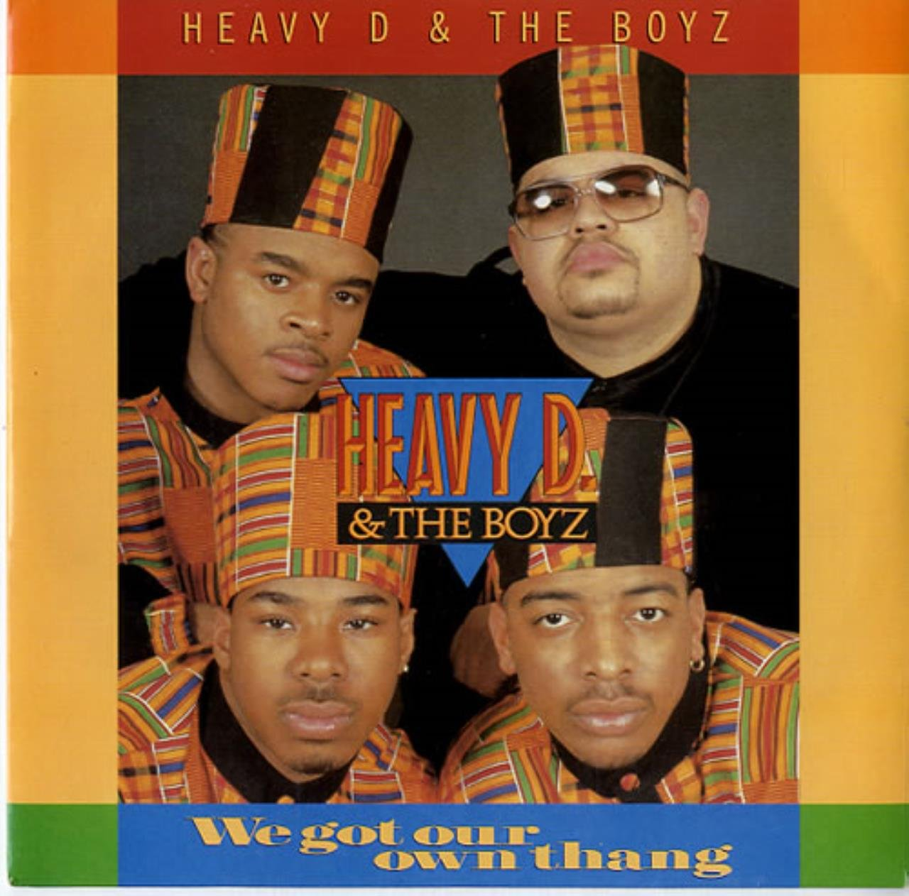 heavy d and the boyz we got our own thang amazon com music we got our own thang