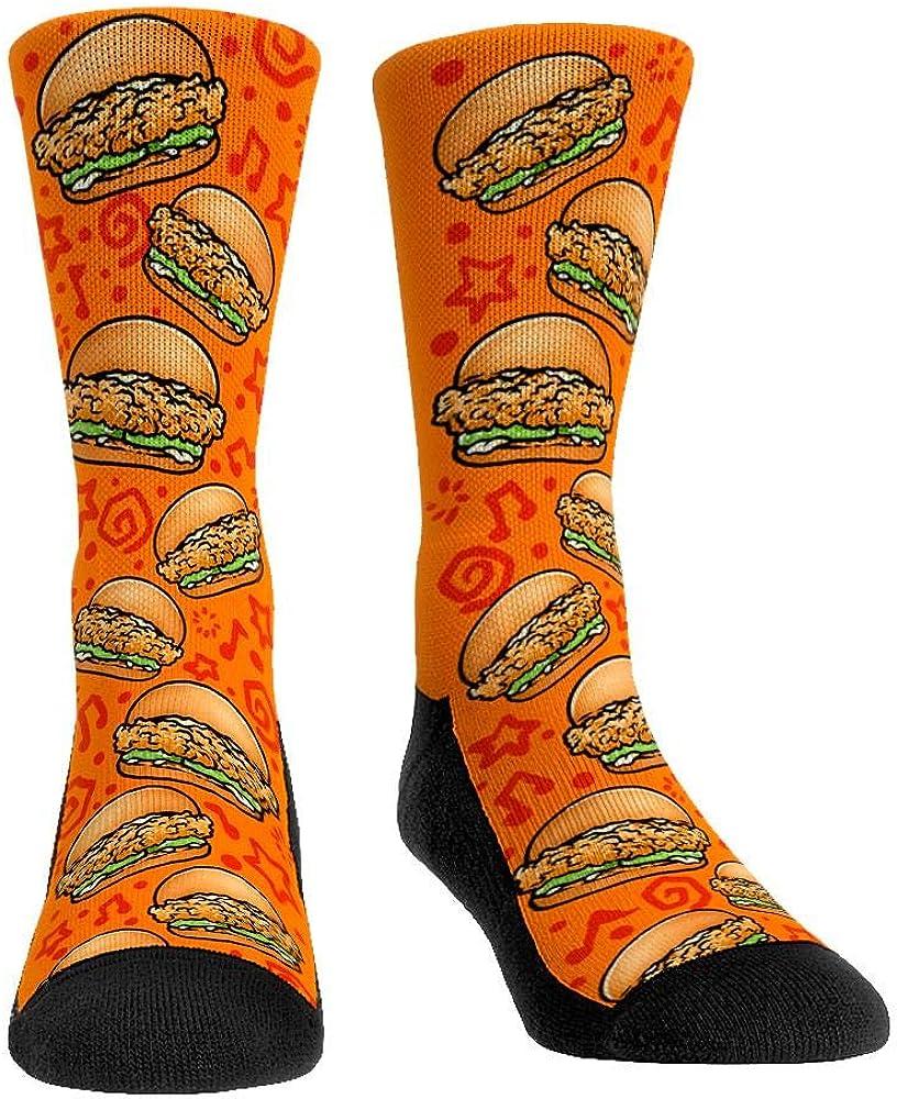 Food Fun Novelty Premium Socks