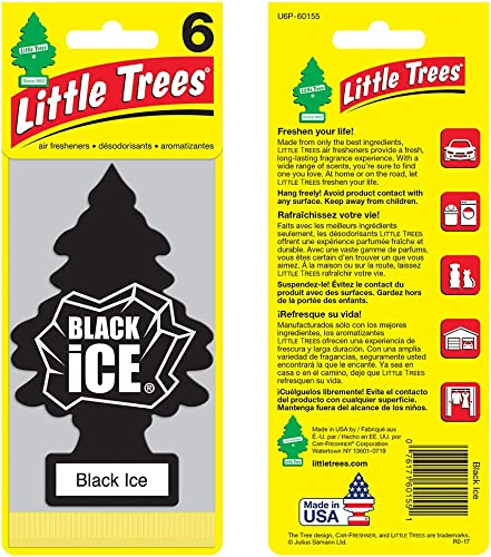 Little Trees Car Air Freshener