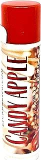 product image for Lick 'er Lips Lip Balm | Moisturizing Beeswax Cocoa Shea Butter Jojoba Hemp Avocado Castor Oil with Vitamin E | 1 Tube (4g) (Candy Apple)