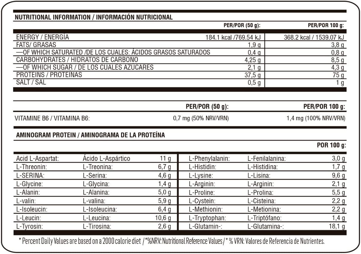 Menu Fitness (Proteina) - The Only Whey - 5kg - (Vainilla ...