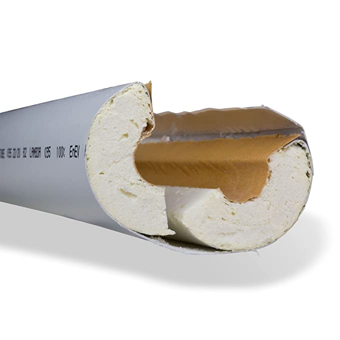 NMC PU de R aislamiento de tuberías, isotube040 22 mm x 20 ...