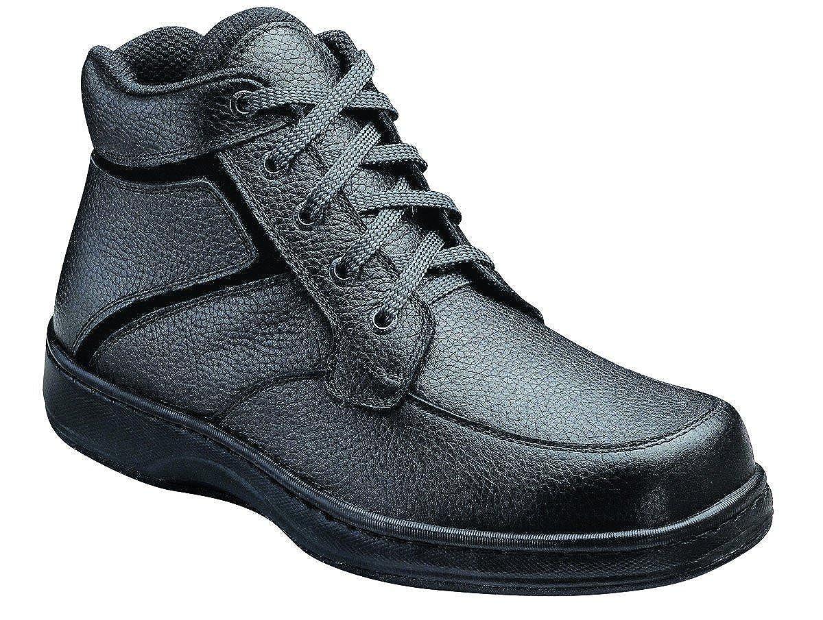 b6099d740b2 Orthofeet 481 Men's Comfort Diabetic Therapeutic Extra Depth Boot