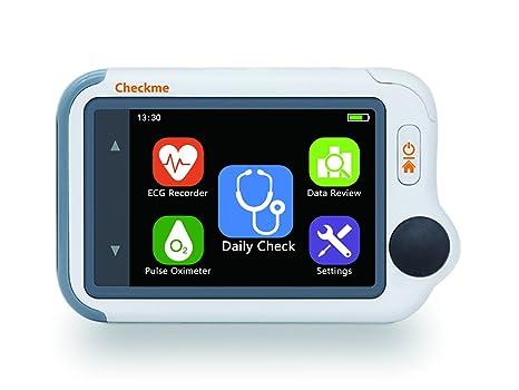 Viatom Checkme ™ Lite Salud Monitor v1.2 – Grabador de ECG, de Pulso