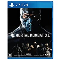 Mortal Kombat XL - 2016 - PlayStation 4