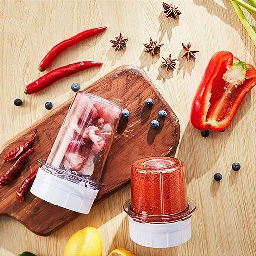 JCOCO Exprimidor de la casa, exprimidor automático de frutas y verduras, taza de jugo de gran capacidad, máquina de cocción multifunción (color : A): ...
