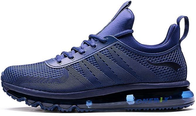 ONEMIX - Zapatillas de Running para Hombre, Ligeras, Acolchadas, para Deportes, Tenis, Entrenamiento: Amazon.es: Zapatos y complementos