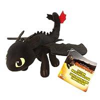 Dreamworks Dragons: Cómo Entrenar A Tu Dragón 2–20,3cm Plush–Toothless