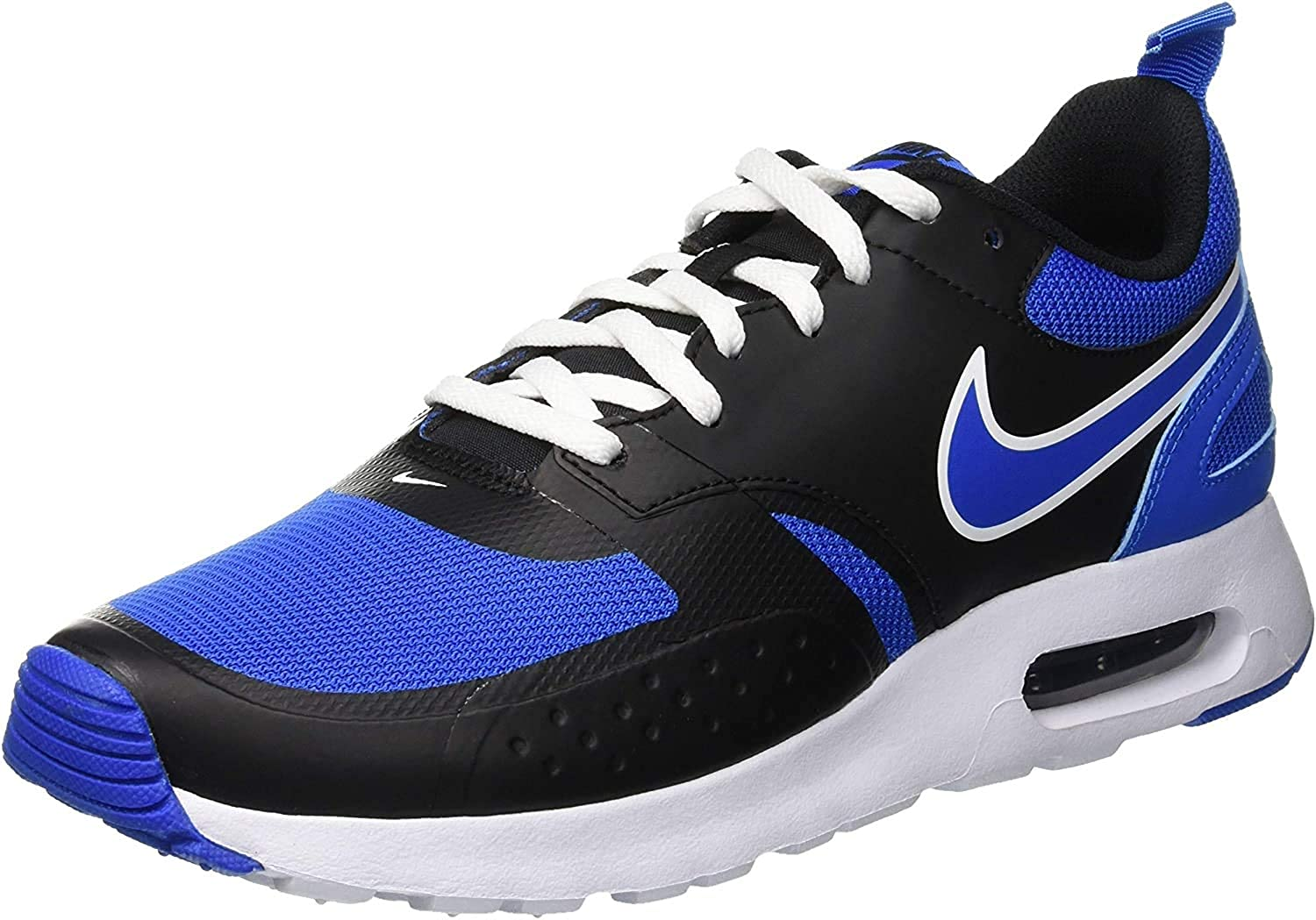 Nike Air Max Vision, Chaussures de Running Compétition Homme Multicolore Black Signal Blue White 012