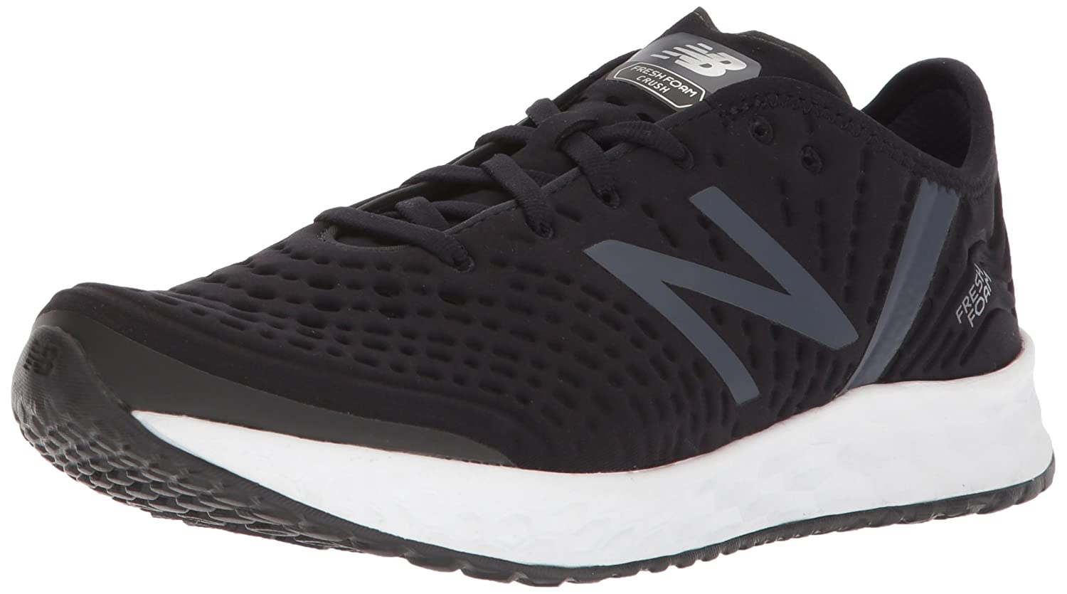 New Balance Women's Fresh Foam Crush V1 Cross Trainer B06XS8YGGK 5.5 B(M) US|Black