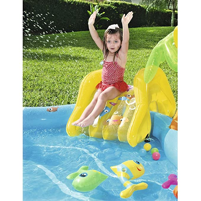Amazon.com: GKPLY - Piscina hinchable para niños – Piscina ...