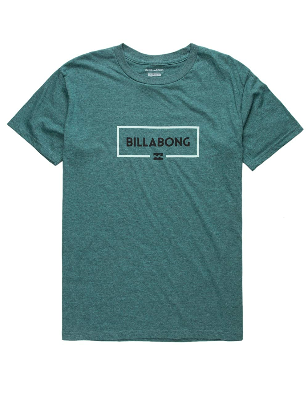Billabong Swelled Heather Turquoise T-Shirt