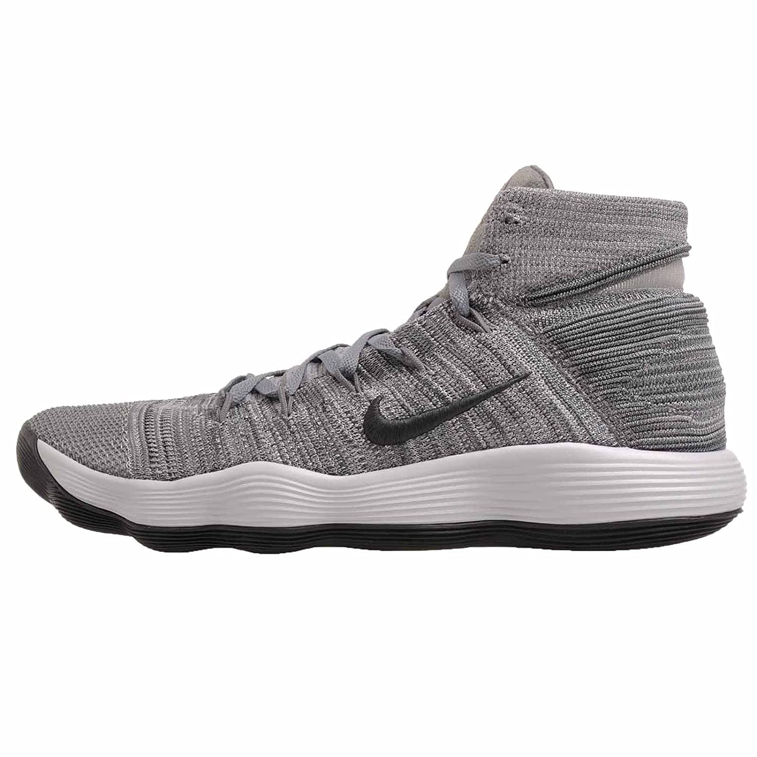 6808822b0523 NIKE Hyperdunk 2017 Flyknit Basketball Shoes Mens Cool Grey Anthracite New  917726-007  Amazon.co.uk  Shoes   Bags