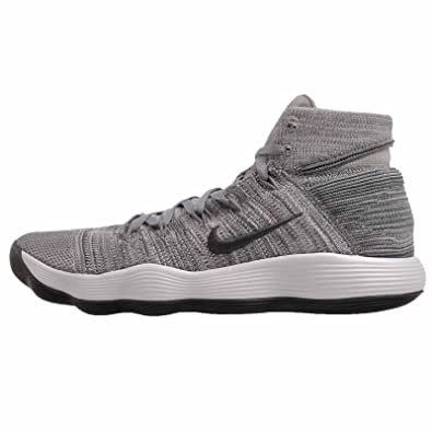 a3a2f2dda6f Nike Hyperdunk 2017 Flyknit Basketball Shoes Mens Cool Grey Anthracite New  917726-007 -