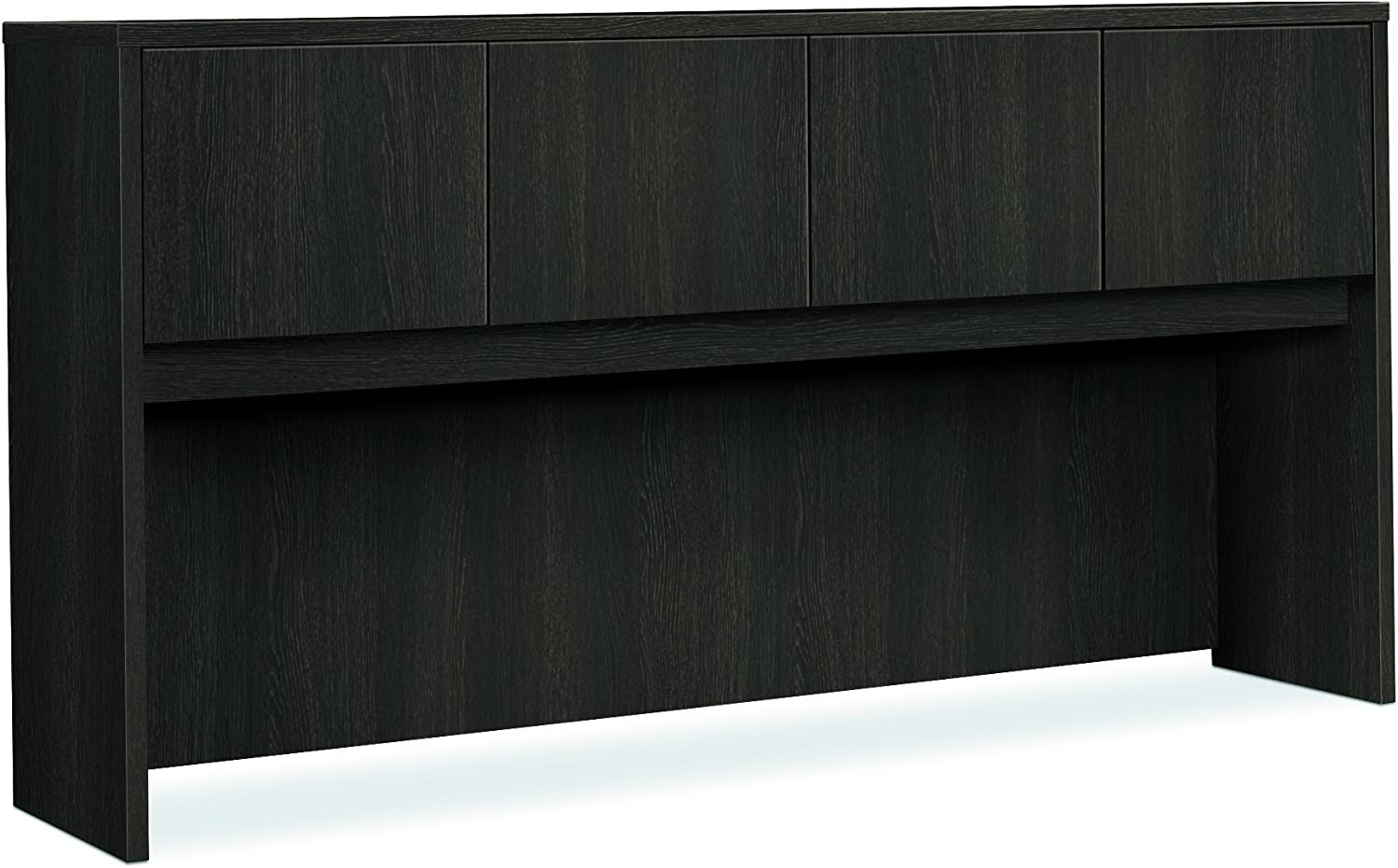 HON BL Series Hutch Doors Frosted Glass For 72W Stack-On Hutch