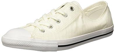 Damen Schuhe sneakers Converse Chuck Taylor All Star Dainty 555891C - WEIβ wbcC25