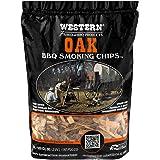 Western Premium BBQ Products Post Oak Smoking Chips, 180 cu inch