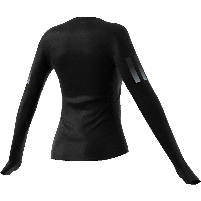 Maglietta Donna adidas Runr LS Tee W