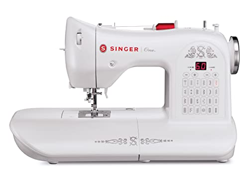 SINGER ONE Vintage-Style Computerized