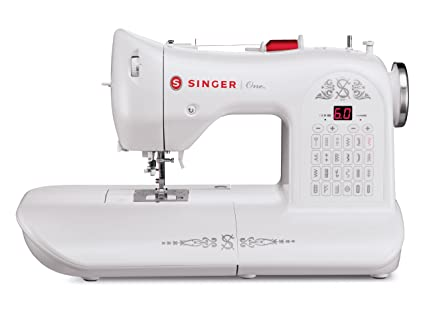 Amazon SINGER ONE VintageStyle Computerized Sewing Machine Impressive Best Sewing Machine To Learn On