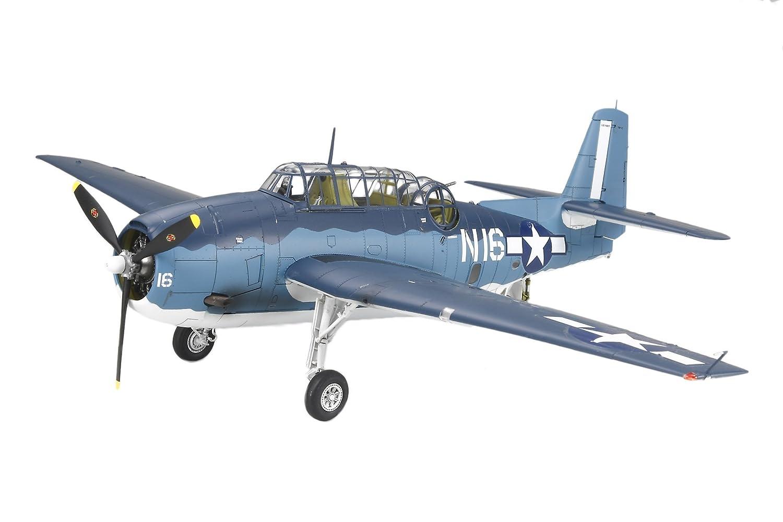 タミヤ イタレリ 1/48 飛行機シリーズ 2644 1/48 TBF/TBM1 アベンジャー 38644 プラモデル B000BMVR4U