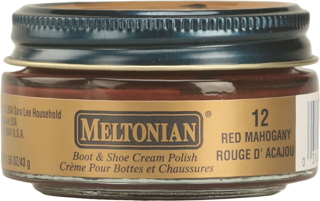 Crema Meltonian Boot y Shoe Cream, 1.55 onzas