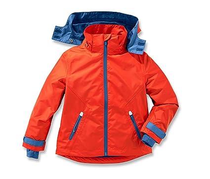6f44b8079c TCM Tchibo Mädchen Allwetterjacke Regenjacke Jacke wasserabweisend All  wetterjacke 110 bis 164 Kids Girls (110