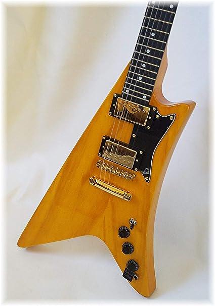 Dillion Deluxe DMOD-59V Moderne V Guitarra Eléctrica Estilo ...